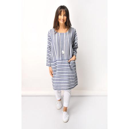 Masai Clothing Gylis Tunic - Blue