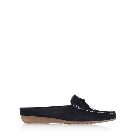 Gemini by GDF Lara Slide Loafer - Blue