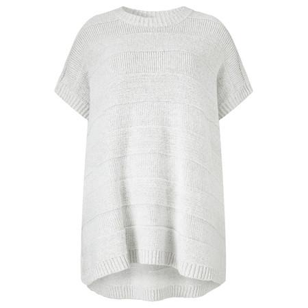 Masai Clothing Farah Knit Top - White