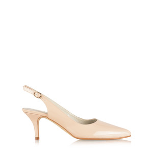 Gemini Label  Ingel Kitten Heel Shoe
