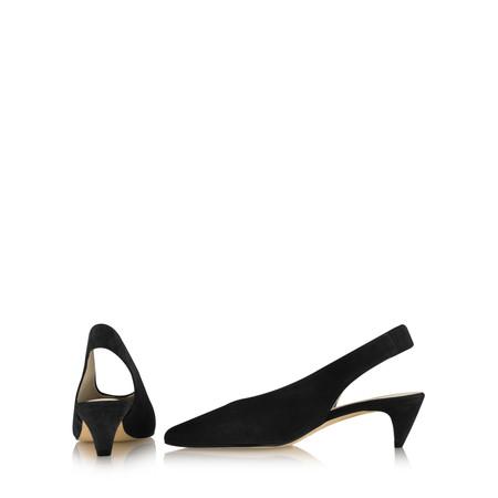Gemini Label  Dache Suede Shoe - Black