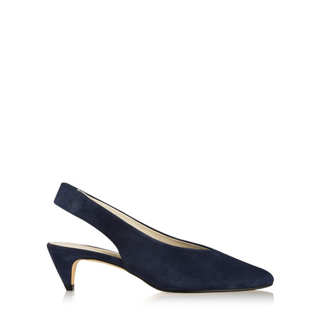 Gemini Label  Dache Suede Shoe - Blue