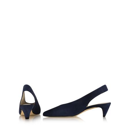 Gemini Label  Dache Suede Shoe - Blue