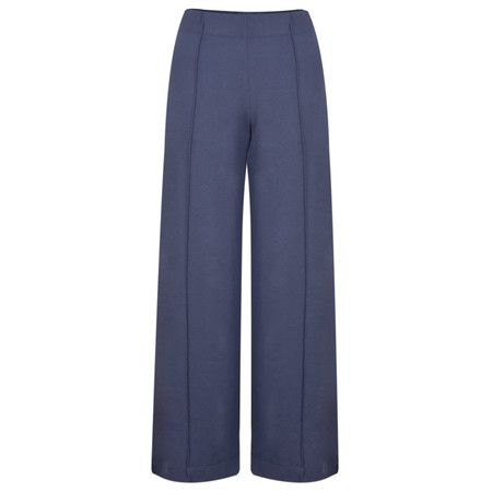 Myrine Margriet Crepe Culottes - Blue
