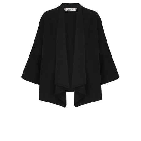 Mama B Algave Jacket  - Black