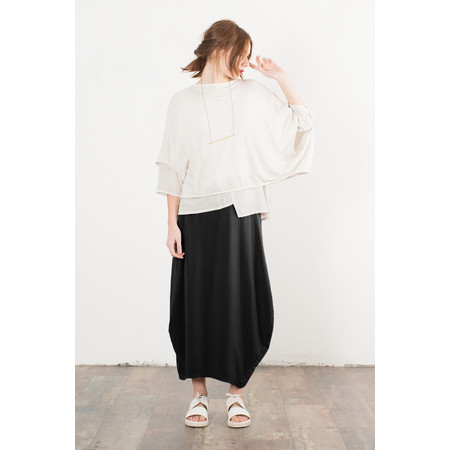 Mama B Albizia Skirt  - Black