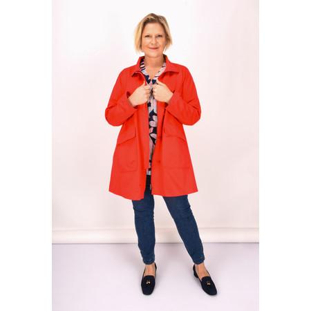 Masai Clothing Topaz Coat - Red