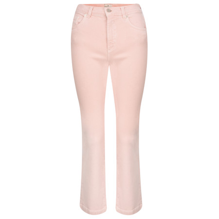 French Connection Antique Dye Jean - Pink