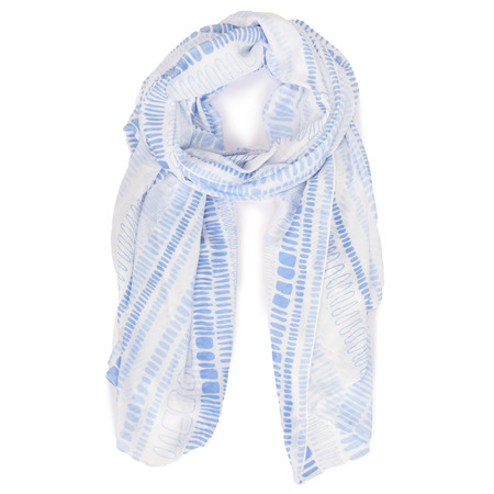 Gerry Weber Yesterday Blooms Geometric Print Scarf - Multicoloured