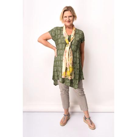 Masai Clothing Gia Tunic - Green