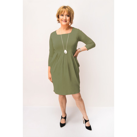 Masai Clothing Hope Dress - Green