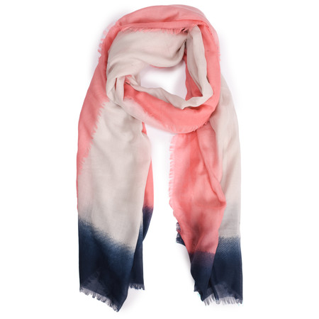 Gerry Weber Yesterday Blooms Colour Block Scarf - Multicoloured