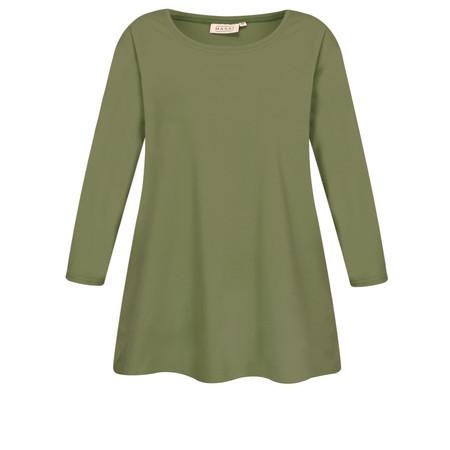 Masai Clothing Cilla Basic Top - Green