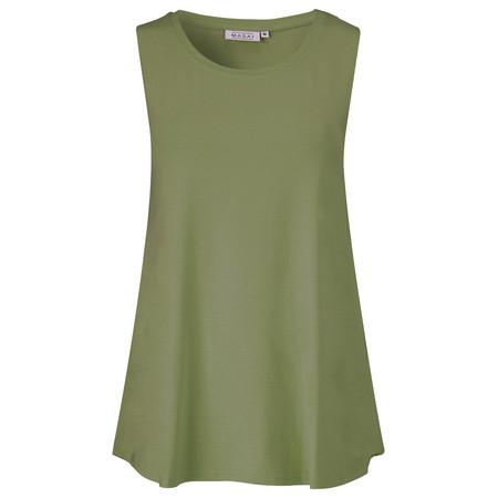 Masai Clothing Elisa Basic Top - Green