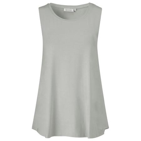 Masai Clothing Elisa Basic Top - Grey