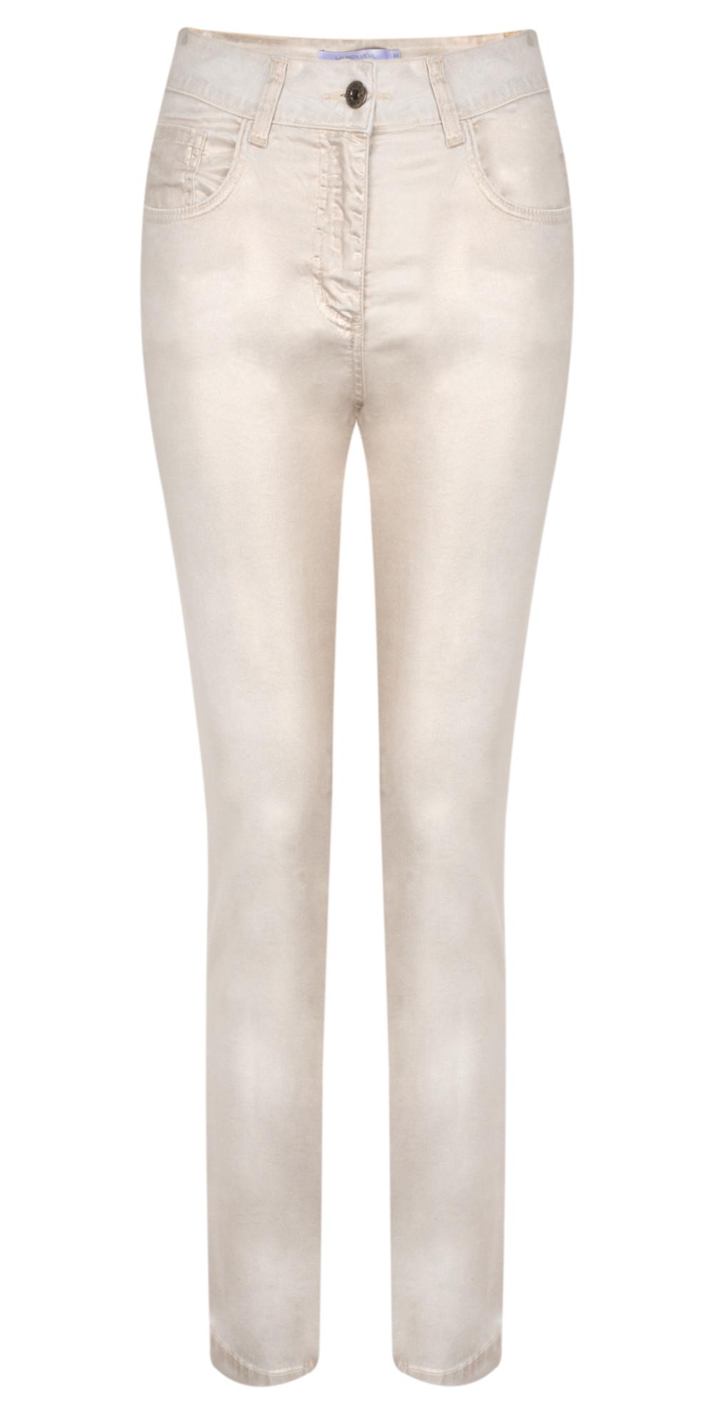 Luxury Coated Jeans main image