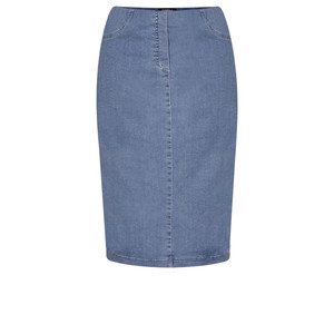 Robell Trousers Maraike Power Denim Skirt