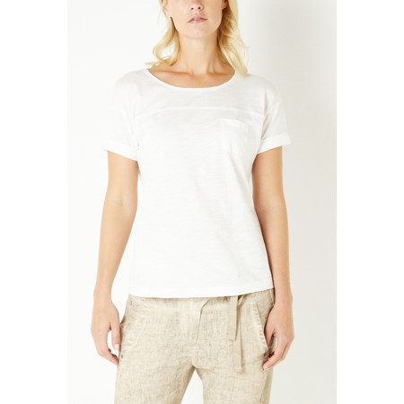 Sandwich Clothing Essentials Cotton Top - White