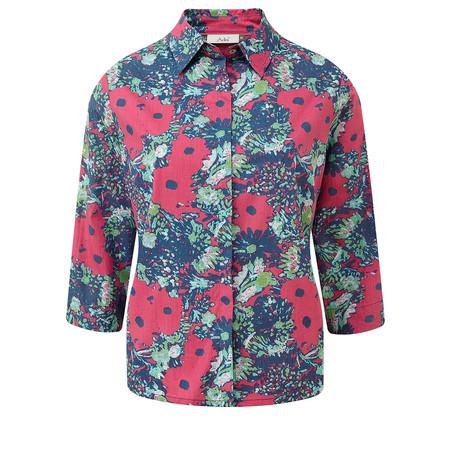 Adini Tamarind Print Shirt - Pink