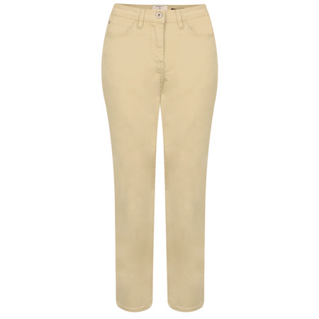 Sandwich Clothing Casual Cropped Trouser - Beige