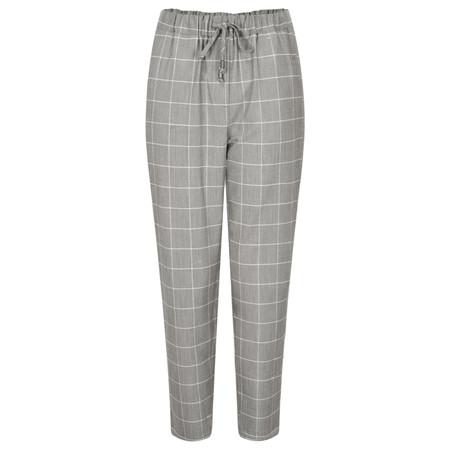 Masai Clothing Petra Culotte Trousers - Grey