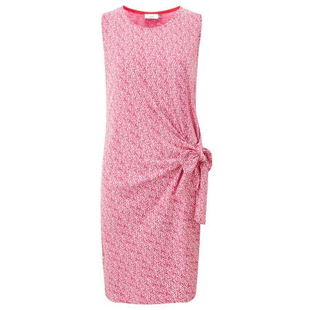 Adini Frinton Print Cassie Dress - Pink