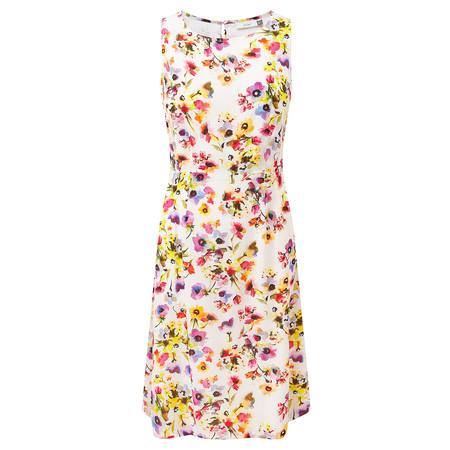 Adini Charlotte Print Charlotte Dress - Pink