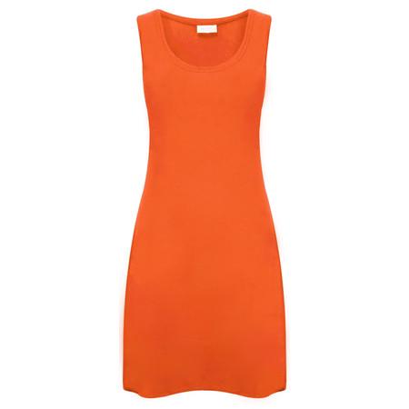 Masai Clothing Heat Basic Top - Orange