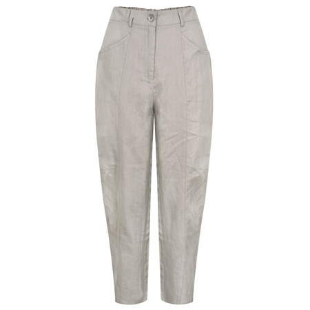 Masai Clothing Page Culotte Trousers - Grey