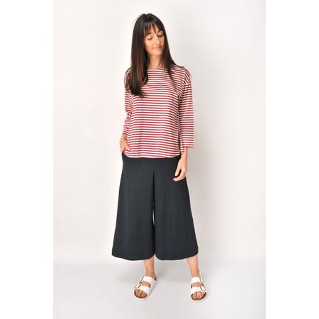 Mama B Pampa Plain Trousers - Blue