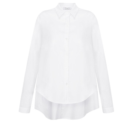 DECK Kally Shirt - White