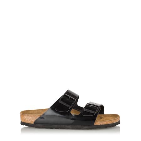 Birkenstock Arizona Patent Sandal - Black