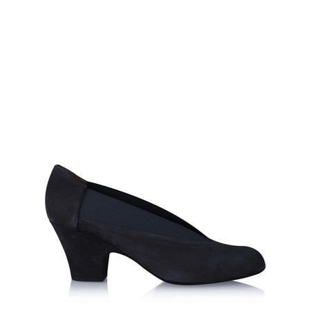 Gemini Label  Brumabe Suede Shoe - Blue