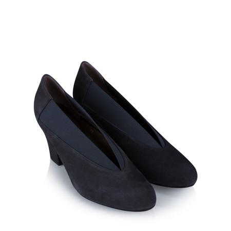 Gemini Label Brumabe Suede Shoe - Blue