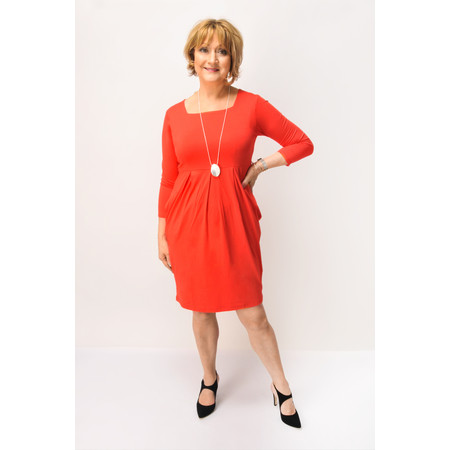 Masai Clothing Hope Dress - Red