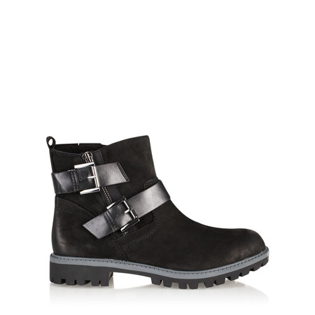Tamaris  Skyla Ankle Boot - Black