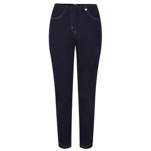 Robell Trousers Bella Slim Fit Full Length Jean