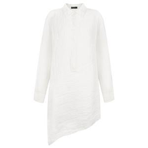 Grizas Enrika Crinkle Linen Shirt