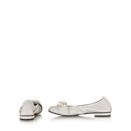 Kennel Und Schmenger Malu Pearl Crystal Pump  - Grey