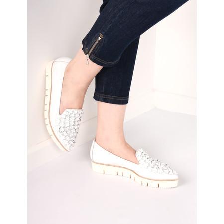Kennel Und Schmenger Pia XXL Flower Shoe - White