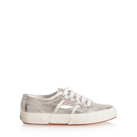 Superga Cotmetu 2750 Shoe - Metallic