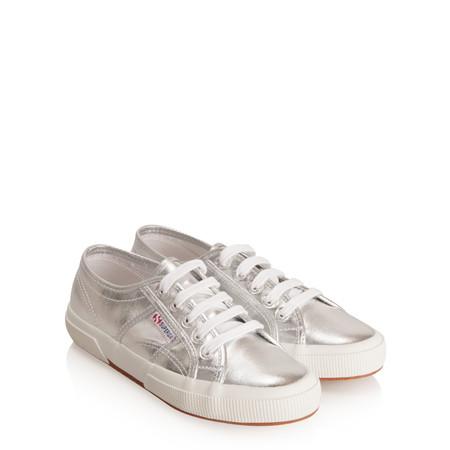 Superga Cotmetu 2750 Shoe - Metallic