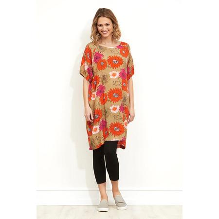 Masai Clothing Nene Dress - Orange