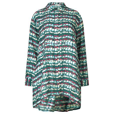 Masai Clothing Itana Blouse - Green