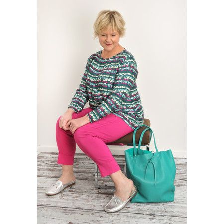 Masai Clothing Billie Top - Green