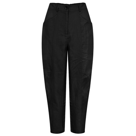 Masai Clothing Page Culotte Trousers - Black