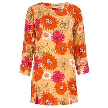 Masai Clothing Gila Tunic - Orange