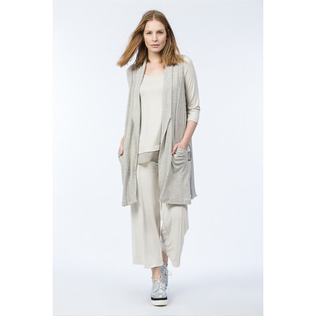 Myrine Margriet Crepe Culottes - Grey