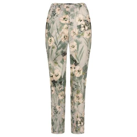 Myrine Amaran Flowerbunch Trousers - Pink