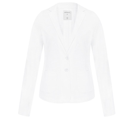 Sandwich Clothing relaxed Cotton Blazer - White